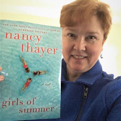 Maddie Hjulstrom Advocates for Nancy Thayer Picture
