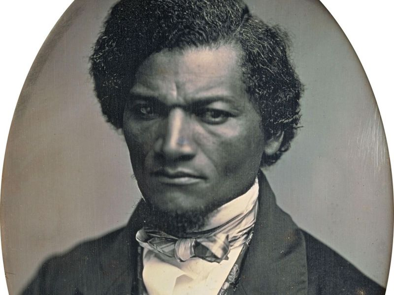 Channeling Frederick Douglass on July 4th Cover Picture