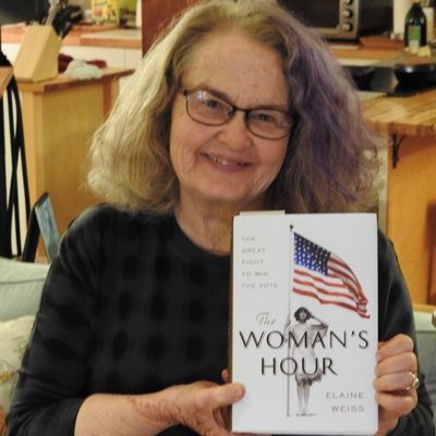 Barbara White Advocates for Elaine Weiss Picture